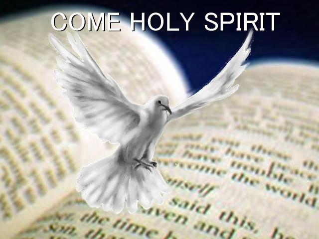 biblespiritdove
