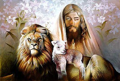 Jesus the Lamb of God