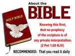 BIBLE (7)