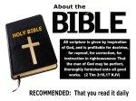 BIBLE (8)
