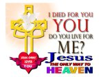 JESUS CHRIST 1